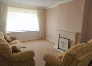 Thumbnail 1 bed semi-detached bungalow for sale in Hafren Road, Telford