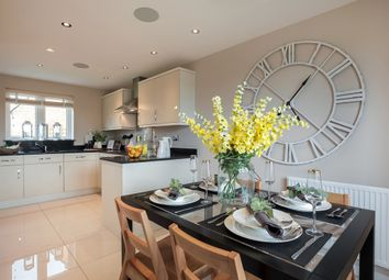 "Thumbnail 3 bed detached house for sale in ""The Clayton"" at Hyns An Vownder, Lane, Newquay"