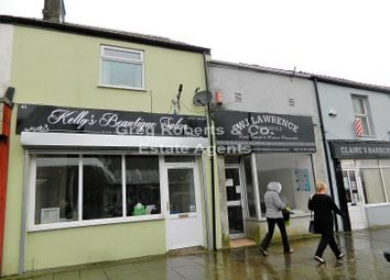 Thumbnail Commercial property for sale in Commercial Street, Tredegar, Blaenau Gwent.