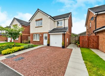 Thumbnail 4 bed detached house for sale in Glenfinnan Drive, Dumbarton