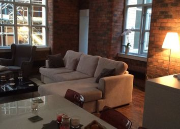 Thumbnail 3 bed flat to rent in Paragon Mill, Cotton Street, Manchester