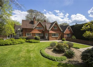 Thumbnail 5 bed detached house for sale in Ferry Lane, Medmenham, Marlow, Buckinghamshire