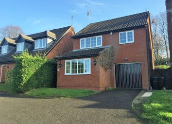 Thumbnail 4 bedroom detached house to rent in Jill Avenue, Great Barr, Birmingham