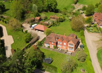 Thumbnail 5 bedroom country house for sale in Blackwell Hall Lane, Latimer