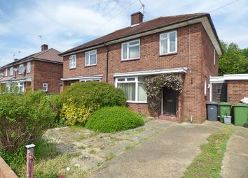 Thumbnail 3 bedroom semi-detached house for sale in Elmfield Road, Peterborough