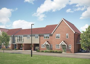 Thumbnail 2 bed terraced house for sale in The Stonechat At Beaulieu, Regiment Gate Off Regiment Way, Chelmsford, Essex