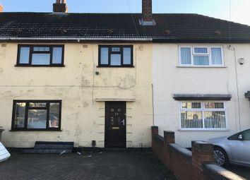 Thumbnail 3 bedroom terraced house to rent in Queen Street, Wednesbury