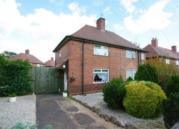 Thumbnail 2 bedroom semi-detached house to rent in Bradfield Road, Nottingham
