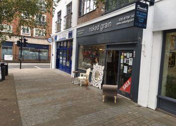 Thumbnail Retail premises to let in High Street, Brentford