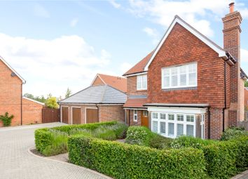 Thumbnail Detached house for sale in Greenfinch Mews, Fleet