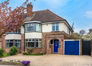 Thumbnail 4 bed semi-detached house for sale in Broxbourne Road, Orpington