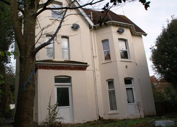 Thumbnail 2 bed flat to rent in Bradburne Road, Bournemouth
