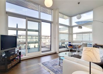 Thumbnail 1 bed flat for sale in Warwick Building, Chelsea Bridge Wharf, 366 Queenstown Road, London