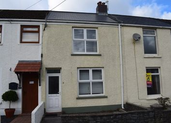 Thumbnail 3 bed terraced house to rent in Caerbryn Terrace, Ammanford