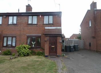 Thumbnail 3 bed semi-detached house for sale in Orford Rise, Galley Common, Nuneaton