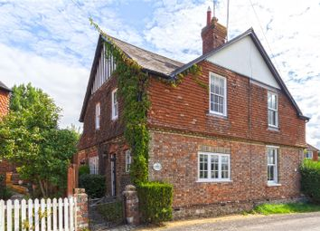 Thumbnail 3 bed semi-detached house for sale in Station Road, Brasted, Westerham