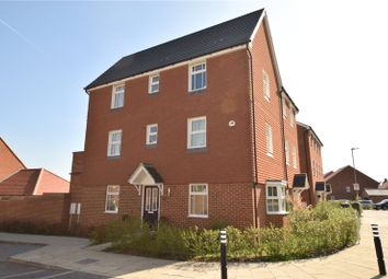 Thumbnail 4 bed semi-detached house for sale in Mercer Avenue, Castle Hill, Ebbsfleet Valley, Swanscombe