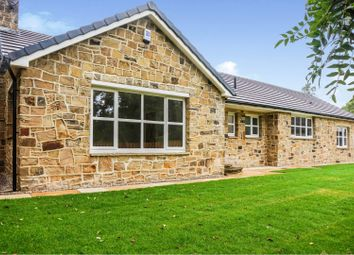 Thumbnail 4 bed detached bungalow for sale in Grange Close, Leeds