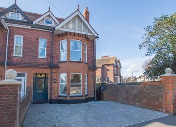 Thumbnail 4 bed semi-detached house for sale in Park Avenue, Dover