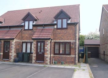 Thumbnail 2 bed semi-detached house to rent in Kings Road, Forest Hall, Newcastle Upon Tyne