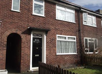 Thumbnail 3 bed terraced house to rent in Priory Road, Wallasey