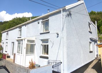 Thumbnail 2 bed semi-detached house for sale in The Uplands, Pontrhydyfen, Port Talbot