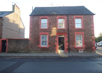 Thumbnail 4 bed end terrace house for sale in Station Street, Maryport, Cumbria