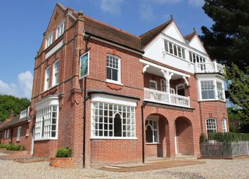 Thumbnail 3 bed flat for sale in Station Road, Sway, Lymington
