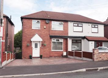 Thumbnail 3 bed semi-detached house for sale in The Quadrant, Offerton, Stockport, Cheshire