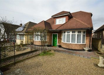 Thumbnail 5 bed detached bungalow for sale in Stradbroke Grove, Clayhall