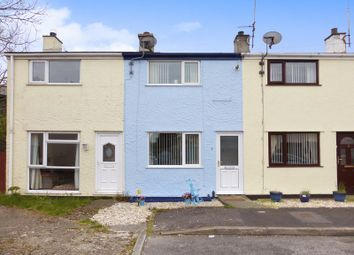 Thumbnail 2 bed terraced house for sale in Tyn Rhos Estate, Gaerwen