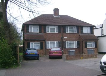 Thumbnail 1 bed flat to rent in Hill Court, Harrow Road, Wembley, Middlesex