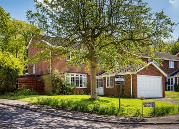 Thumbnail 4 bed detached house for sale in Boxford Close, Selsdon, South Croydon