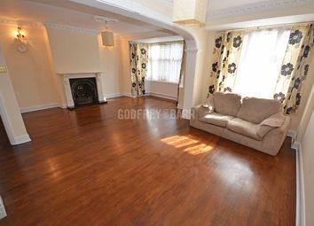 Thumbnail 4 bed semi-detached house for sale in Edge Hill Avenue, London