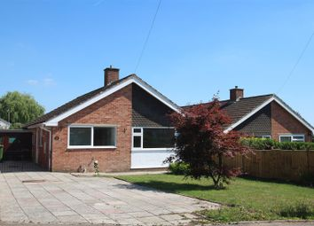 3 bed detached bungalow for sale in Lancaster Drive, Lydney GL15