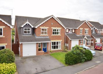 Thumbnail 5 bed detached house for sale in Sandpiper Close, Bingham