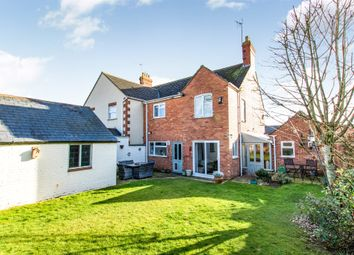 Thumbnail 4 bed semi-detached house for sale in Cutting Lane, South Luffenham, Oakham
