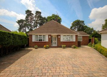 Thumbnail 4 bed detached house for sale in Rowan Close, Fleet, Hampshire