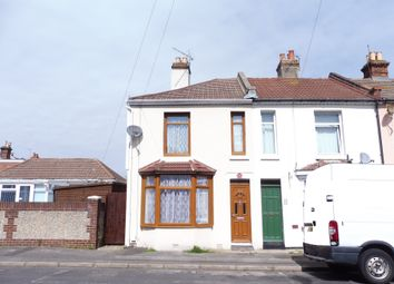 Thumbnail 2 bed end terrace house for sale in Clifton Street, Gosport