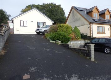Thumbnail 2 bed detached bungalow for sale in Heol Bancyroffis, Pontyates, Llanelli