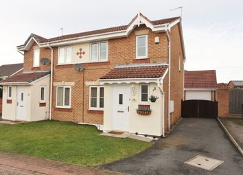 Thumbnail 3 bed semi-detached house for sale in Rainborough Court, Brampton Bierlow, Rotherham