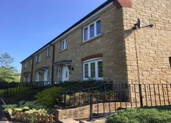 Thumbnail 3 bed property to rent in Streamside Walk, Milborne Port, Somerset