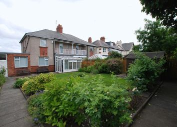 Thumbnail 4 bed semi-detached house for sale in Northumberland Avenue, Gosforth, Newcastle Upon Tyne