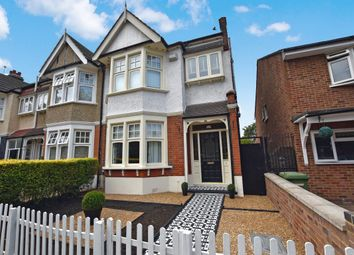 Thumbnail 4 bedroom end terrace house for sale in Ingatestone Road, London