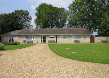 Thumbnail 4 bed detached bungalow for sale in Cranesgate South, Holbeach St. Johns, Spalding