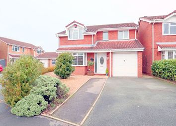 4 bed detached house for sale in Bolberry Close, Longton, Stoke-On-Trent ST3