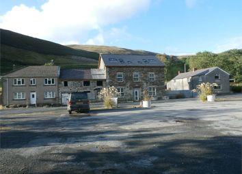 Thumbnail Commercial property for sale in Dyffryn Castell, Ponterwyd, Aberystwyth