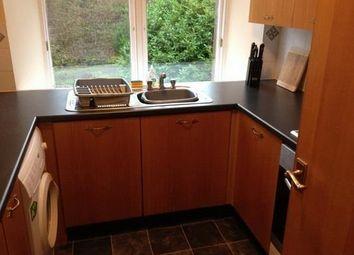 Thumbnail 1 bedroom flat to rent in King Street, Galashiels