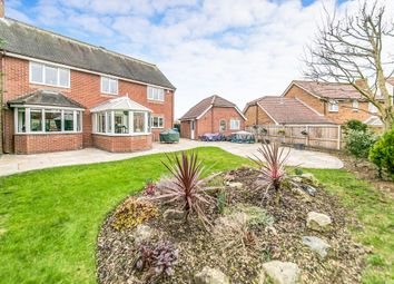 Thumbnail 4 bed detached house for sale in Queensberry Avenue, Copford, Colchester