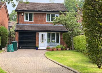 3 bed detached house for sale in Milborne Close, Chester CH2